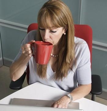 Секретарка-кафе